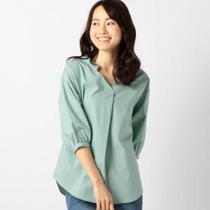 ミッシュ・マッシュ(MISCH MASCH)/バックリボンチュニックシャツ