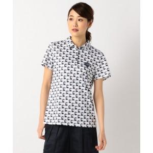 """""""23区GOLF レディース(NIJYUSANKUGOLF(LADYS))/【WOMEN】白くま ポロシャツ"""""""