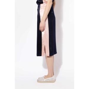ローズバッド(ROSE BUD)/配色スカート