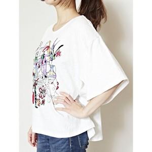 チャイハネ(CAYHANE)/【チャイハネ】メキシカンスカルTシャツ
