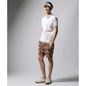 23区GOLF メンズ(NIJYUSANKU(MENS))/【MEN】【吸水速乾 / UV】エイトロックカノコ ポロシャツ