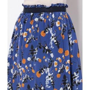 自由区(JIYUKU)/【マガジン掲載】LIBERTY SUMMER HOLIDAY プリント スカート(検索番号H33)