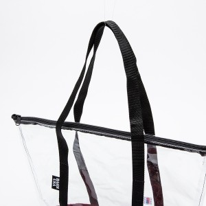 【NEW】アバハウス(ABAHOUSE)/【BAGS USA】クリアビーチトート