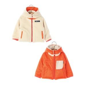 fec2a77355f89 シップス キッズ(SHIPS KIDS) SHIPS KIDS:ボア リバーシブル フード ジャケット(8090cm