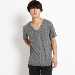 ベース ステーション(メンズ)(BASE STATION Mens)/MTシャツ(SB Tシャツ Vネック WEB限定)