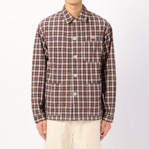 (メンズ) 【DANTON】 ビショップ ■ TRD MEN/ (Bshop) 長袖バンドカラーシャツ