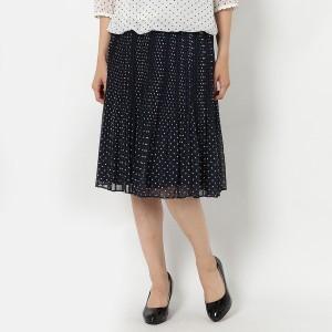 a3a5529440190 ローズティアラ(Rose Tiara) エアリープリーツスカート