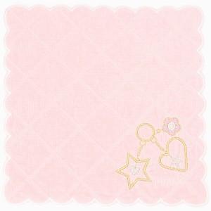 6186cf3e1253 フルラ(FURLA(HANDKERCHIEF))/【約28×28cm】タオルハンカチ. カラー(01)
