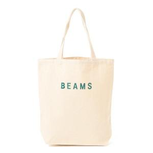 """""""ビームス(BEAMS)/BEAMS / BEAMSロゴ トートバッグ 19SS"""""""