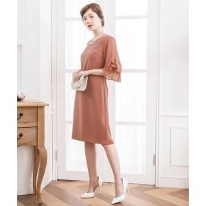 8e68e8d694ada ドレススター(DRESS STAR) キャンディーシフォンスリーブワンピースドレスの通販はWowma!(ワウマ) - Brand Square by  OIOI (ブランドスクエアbyマルイ)|商品 ...