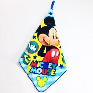 パーフェクト・ワールド・トーキョー(Perfect World Tokyo)/ディズニー ミッキーマウス ループ付きタオル ミッキーマウス