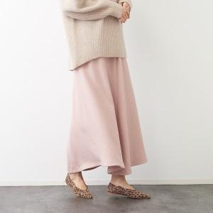 ルージュ・ヴィフ ラクレ(Rouge vif la cle)/アンティークジョーゼットスカート