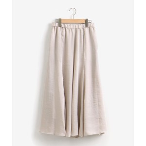 ルクールブラン(le.coeur blanc)/ヴィンテージサテンロングスカート