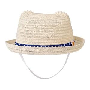 ミキハウス ホットビスケッツ(MIKIHOUSE HOT  BISCUITS)/帽子(ベビー / くまみみ / ブレード立体ハット)