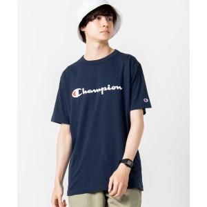 ウィゴー(メンズ)(WEGO)/【一部店舗限定】チャンピオンロゴTシャツ