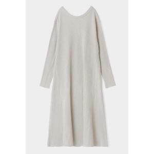 マウジー/THERMAL BACK SHAN ドレス