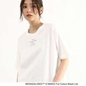"""""""オゾック(OZOC)/【BRANDALISED×OZOC】グラフィックTシャツ"""""""