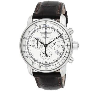 アバハウス(ABAHOUSE)/【ZEPPELIN】ツェッペリン 100周年記念シリーズ クロノグラフ 腕時計