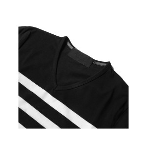 エイ・エス・エム(A.S.M)/ボ−ダ−Tシャツ