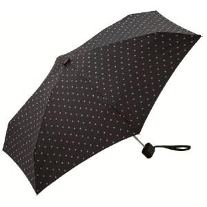 kiu/【驚きの小ささ!】折りたたみ傘Tiny(ドットスター)