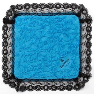ランバン オン ブルー(雑貨)(LANVIN en Bleu)/【28×28cm】タオルハンカチーフ(レディース)