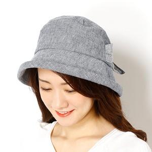 マルイの帽子(MARUI CAPS & HATS)/【選べる4サイズ・洗える・UVカット】ラクチンきれい帽子(セーラーハット/レディス)