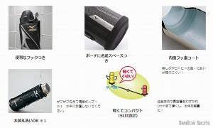 ミズノ ステンレス クールボトル 2ZA2200 設備・備品 Mizuno 野球部 野球用品 スワロースポーツ