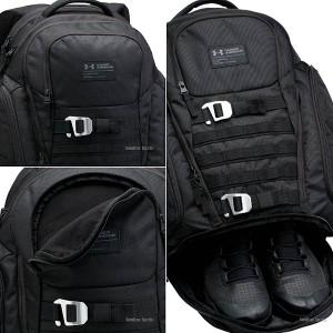 アンダーアーマー UA バッグ ヒューイバックパック リュック 1294717 バッグ バック 野球用品 スワロースポーツ