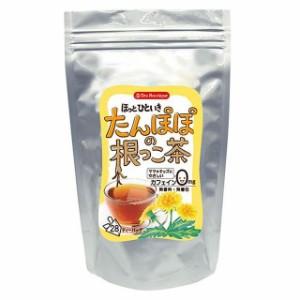 ティーブティック 健康茶 ノンカフェイン たんぽぽの根っこ茶 28TB×6セット 14221
