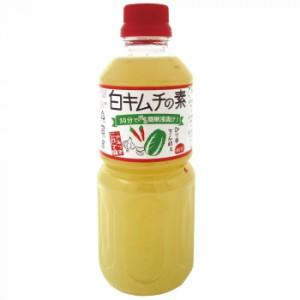 白キムチの素 500ml 6個セット 調味料