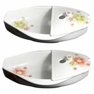 有田焼 レンジで パスタ、そうめん、そば、うどん皿