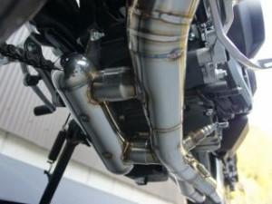 ツキギ MT-09 マフラー本体 TR MT-09 EX-SYS 月光