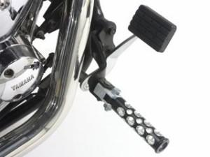 ガレージT&F コンバットフットペグ セット内容:フロントセット カラー:黒