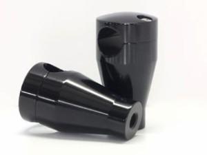 ガレージT&F ハンドルポスト3インチ カラー:黒