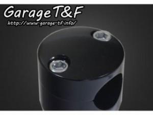ガレージT&F ハンドルポスト6インチ カラー:ブラック