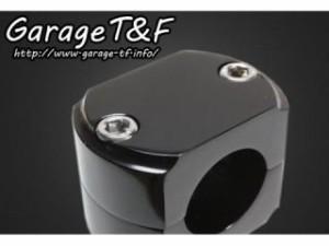 ガレージT&F スクエアハンドルポスト2インチ カラー:ブラック