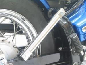 ガレージT&F リジットツインサスペンション230mm