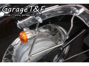 ガレージT&F ドラッグスター400 キャリア・サポート DragStar400 サドルバッグサポート(スタンダードモデル専用…