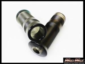 マッドマックス 汎用 グリップ関連パーツ ジャックハマーグリップ 7/8インチ 110mm ブラック ブラック