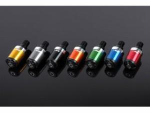 SSK XJR1300 ハンドル関連パーツ XJR1300 98-15用ヘビーウェイトハンドルバーエンドスライダー ロングタイ…