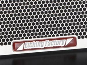 エッチングファクトリー CB400スーパーフォア(CB400SF) ラジエター関連パーツ CB400SF-Revo(08〜)用…