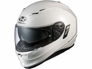 OGK KABUTO オージーケーカブト フルフェイスヘルメット KAMUI-II(カムイ・2) パールホワイト M/57-5…