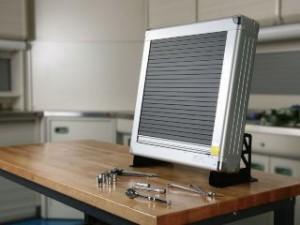 KTC ケーティーシー ハンドツール EKS-911 薄型メタルケース用デスクトップスタンドセット