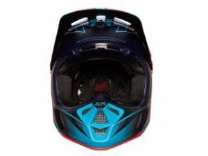 FOX フォックス オフロードヘルメット V4 レース ヘルメット MIPS搭載モデル レッド(マット) L/59-60cm