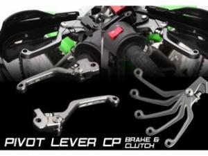 ジータ ZETA レバー ピボットレバー CP(ブレーキ/4フィンガー) チタンカラー