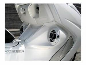 ビビッドパワー マグザム ドレスアップ・カバー MAXAM/SG17J・SG21J ダッシュスピーカーボード/4インチ 未塗装…