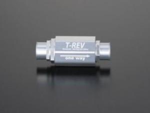 テラモト 汎用 その他エンジン関連パーツ T-REV φ20 0.05 シルバー