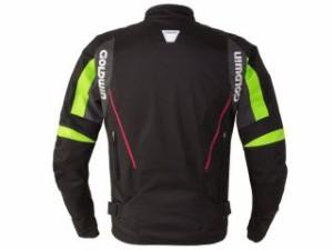 ゴールドウイン GSM12656 GWS リアルライドオールシーズンジャケット カラー:ブラック×グリーン サイズ:OL