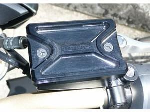 アグラス ZRX1200ダエグ マスターシリンダー マスターシリンダーキャップ ゴールド