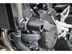 AGRAS レーシングスライダー フレーム φ50 ジュラコンカラー:ブラック タイプ:ロゴ無